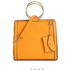 💛💛💛Aldo Satchel Mustard Yellow 🍯